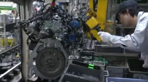 マツダ期間工のエンジン工程5