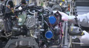 マツダ期間工のエンジン工程6