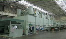 プレス工程| ダイハツ九州の中津工場