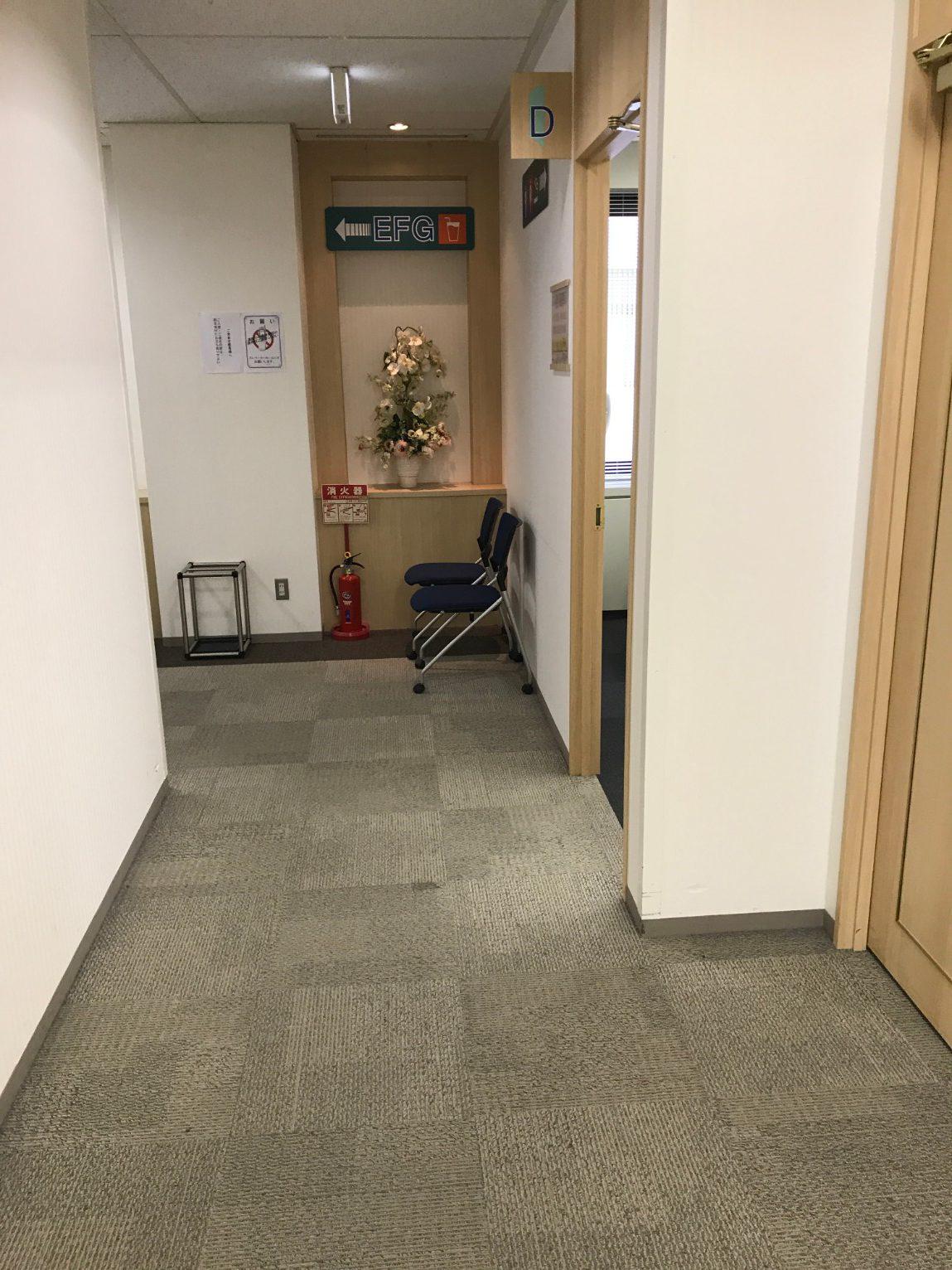 トヨタ期間工の面接会場01