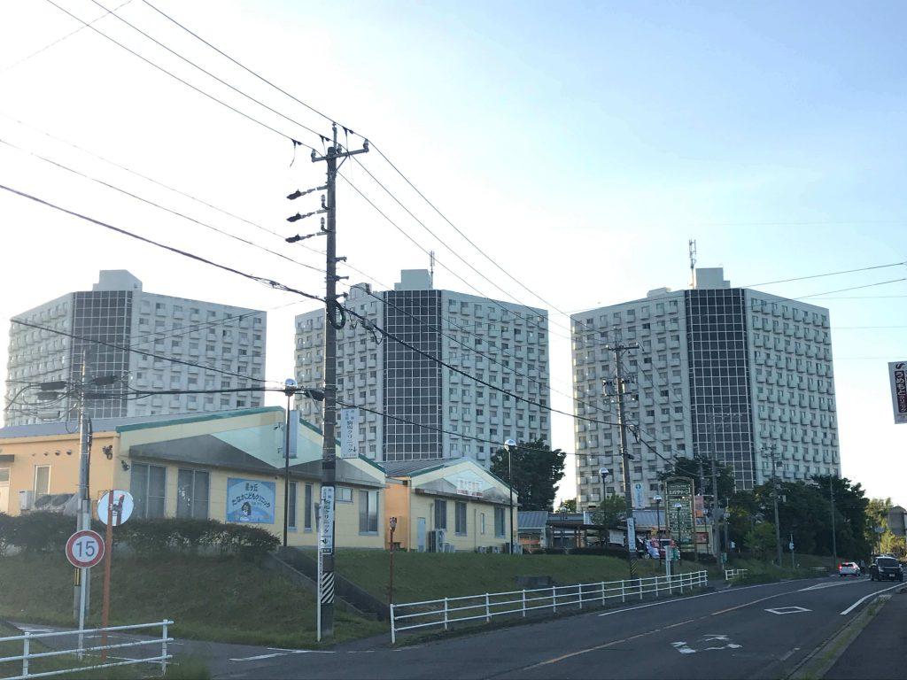 トヨタ自動車寮レジデンス高岡11