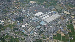 トヨタ車体期間工の富士松工場